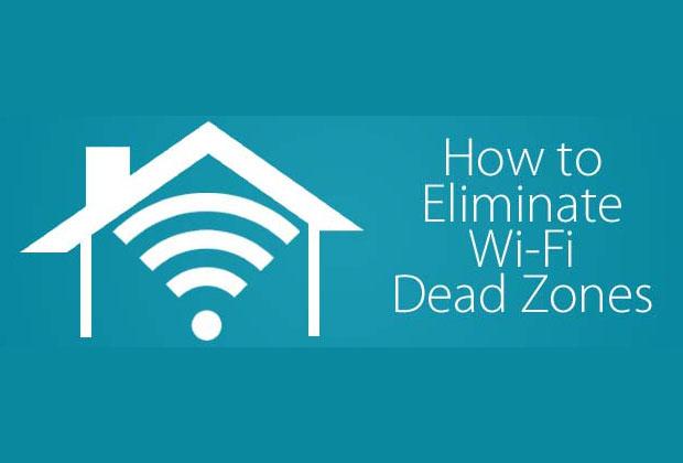 Wi-Fi Dead Zones
